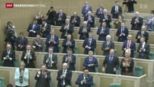 Video «Krim gehört endgültig zu Russland» abspielen