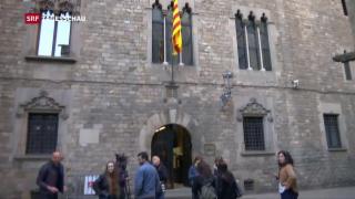 Video «Madrid übernimmt Amtsgeschäfte in Katalonien» abspielen