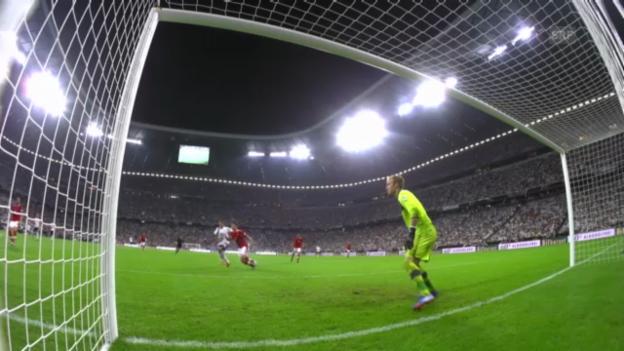 Video «Spielbericht Deutschland-Österreich («sportaktuell»)» abspielen