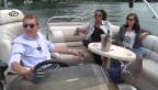 Video «Wettaufgabe: Eliane vs. Fabienne» abspielen