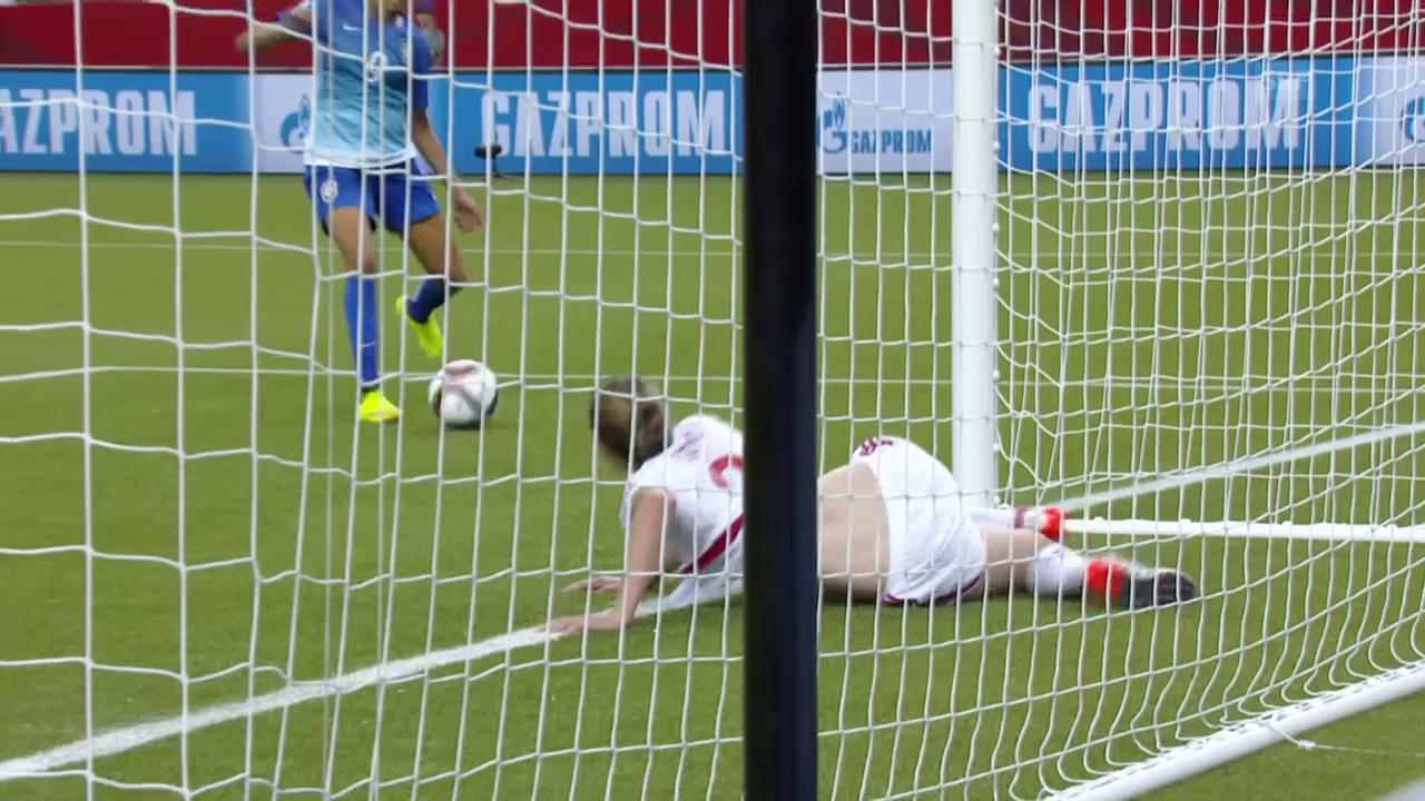 Fussball: Frauen-WM, Brasilien - Spanien