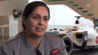 Video «Formel 1: Interview mit Monisha Kaltenborn» abspielen