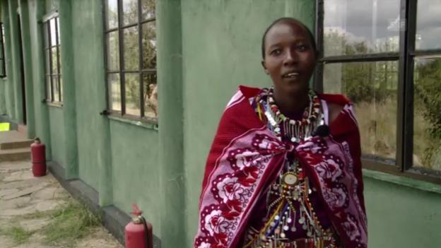 Video «Mary Kiserian Naingissa» abspielen
