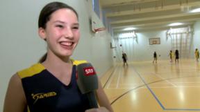 Video «Die «Elite»-Siegerin Audrey Bousquet und ihre Liebe zum Sport» abspielen