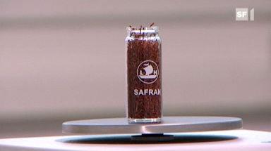 Video «Safran – das teuerste Gewürz der Welt» abspielen