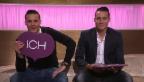 Video «Ich oder Du: Philipp und David Degen als zankende Zwillinge» abspielen
