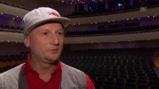 Video «Michael Rosemann war überrascht, dass ihm die Musik gut gefällt» abspielen