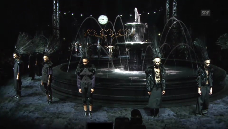 Marc Jacobs' letzte Show für Louis Vuitton