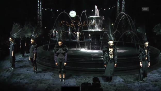 Video «Marc Jacobs' letzte Show für Louis Vuitton» abspielen
