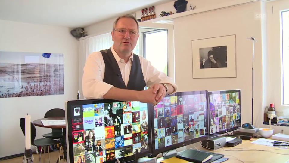 «glüted & gfröged»: Frank Baumann