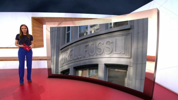 Video «Freihandel | Orell Füssli | Banken in Italien | Schattenbanken» abspielen