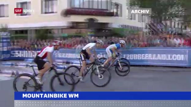 Video «Schweizer Staffel verpasst Medaille («sportaktuell»)» abspielen