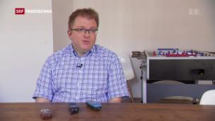 Video «Telekom-Experte Ralf Beyeler: «Whatsapp war für die Schweizer Telefonanbieter ein Schock»» abspielen