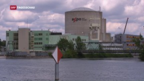 Video «Stromkonzern Axpo spaltet sich auf» abspielen