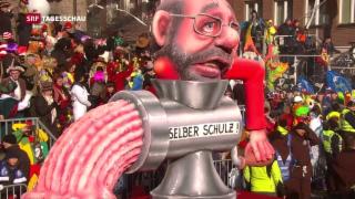 Video «Stabwechsel zur Narrenzeit bei der SPD» abspielen