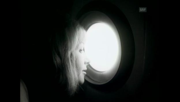 Video «Die erste Tauchfahrt - 14.08.1964 Schweizer Filmwochenschau» abspielen