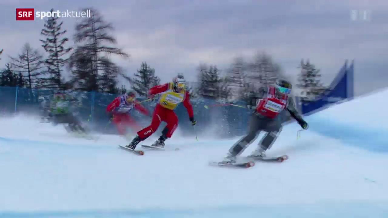 Skicross: Weltcup in Innichen, Männer