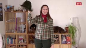 Laschar ir Video «Silvana Stecher - la chatschadura svizra »