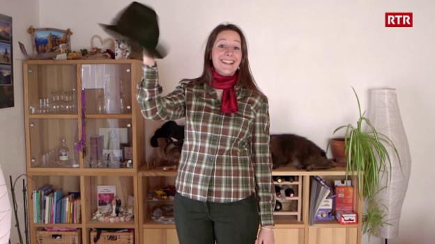 Laschar ir video «Silvana Stecher - la chatschadura svizra 2016-2018»