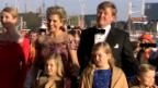 Video «Ein Land feiert seinen König: Willem-Alexander» abspielen