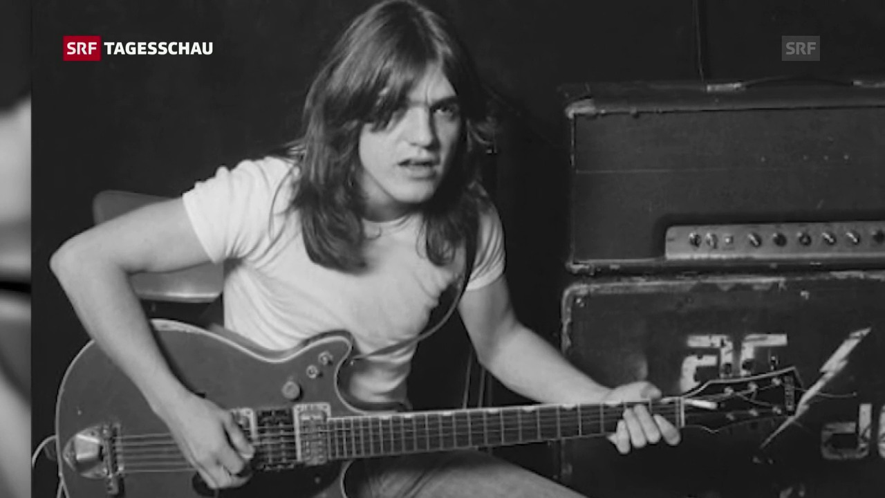 Malcolm Young verstorben