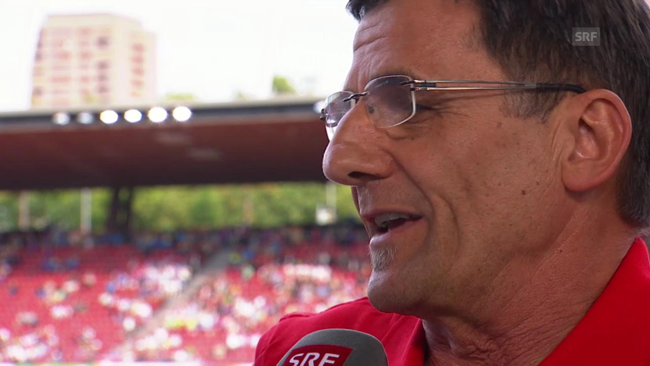 Leichtathletik-EM: Die Bilanz von Peter Haas