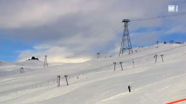 Video «04.01.11: Angeberei mit Pistenkilometern» abspielen
