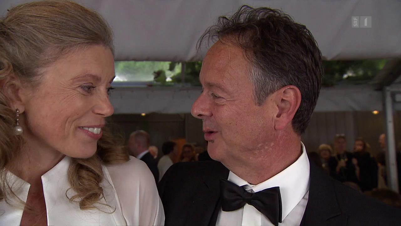 Thomas Bucheli: Der «Meteo»-Chef hat kirchlich geheiratet
