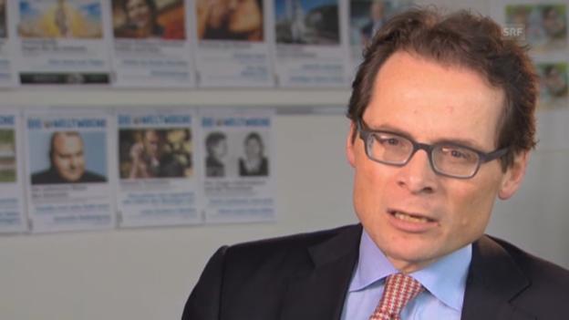Video «Roger Köppel: «Es ist die Essenz vom Staat» diesen in Frage zu stellen.» abspielen