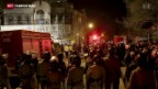Video «Weltweite Kritik an Saudi-Arabien» abspielen