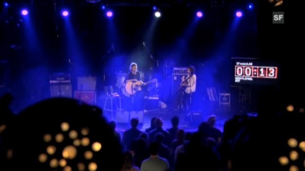 Video «BOY: Zauberhafte Geschichten in grossen, kleinen Songs» abspielen