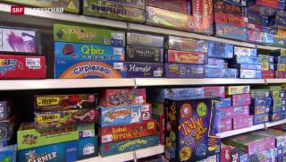 Video «Gesellschaftsspiele besonders beliebt» abspielen
