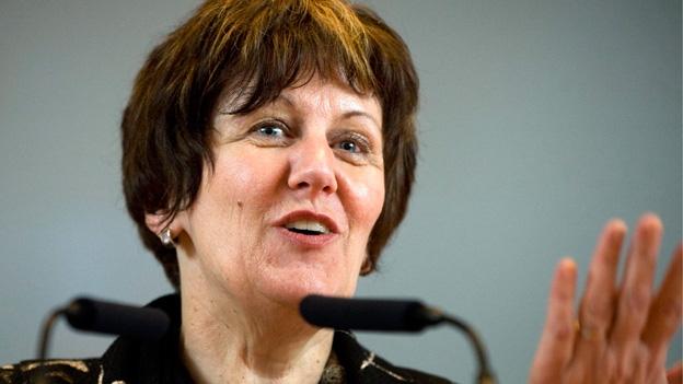 Nationalrätin Ida Glanzmann (CVP)