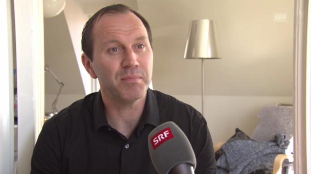 Video «Interview mit Jonas Eriksson (englisch)» abspielen