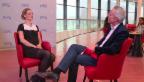 Video «Michelle Hunziker im Talk – Teil 2» abspielen