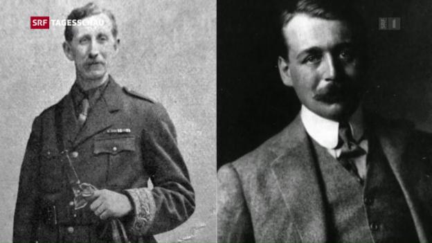 Video «Die verhängnisvolle Sykes-Picot-Linie» abspielen