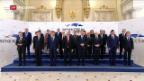 Video «Rumänien übernimmt EU-Ratspräsidentschaft» abspielen