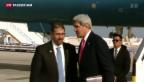 Video «Iran: Hoffnung auf Durchbruch» abspielen
