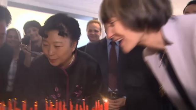 Video «60 Jahre Schweiz China» abspielen