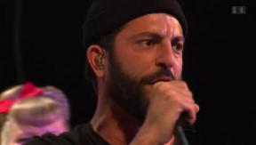 Video «Schweizer Musikstars feiern ein Jubiläum» abspielen