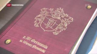 Video «Österreich will «Germania» auflösen» abspielen