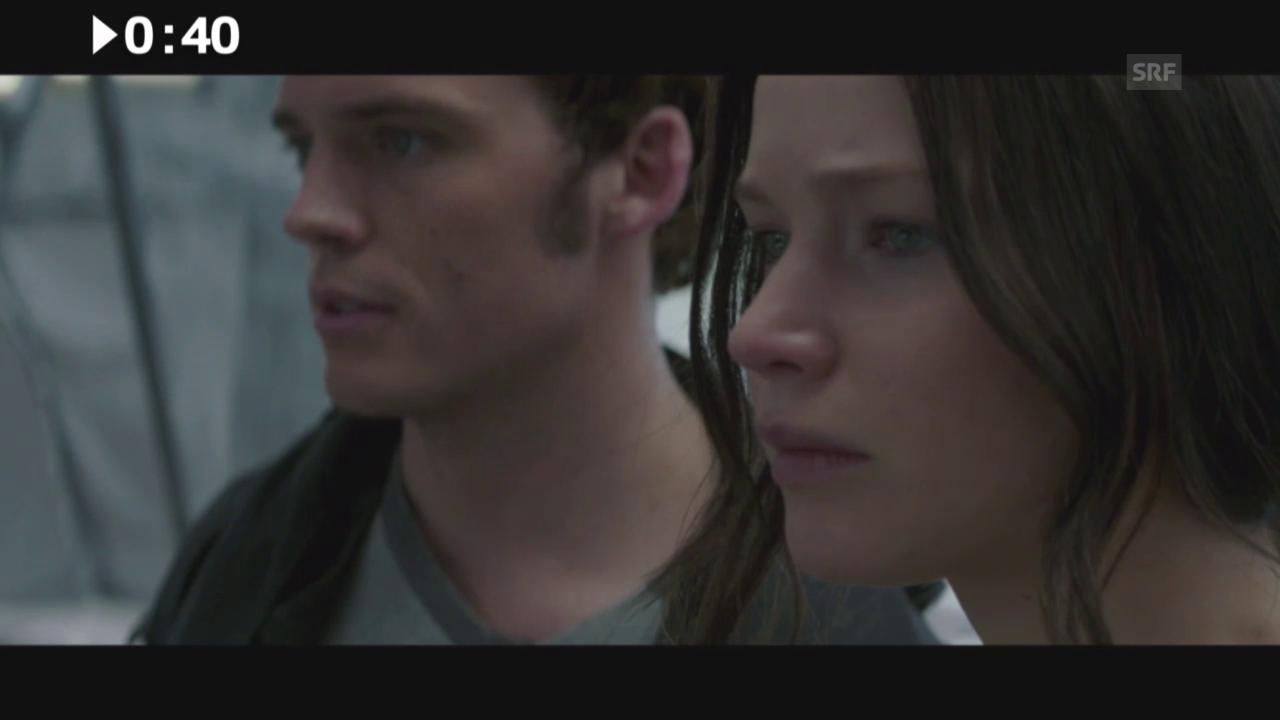 Filmstart diese Woche: «Hunger Games 4: Mockingjay 2»