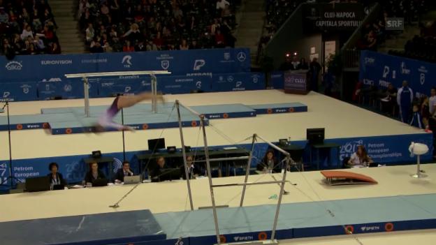 Video «Zwei Mehrkampf-Finalplätze für die Schweiz» abspielen