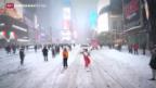 Video «Auf dem Weg zurück in den Alltag» abspielen
