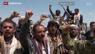 Video «Erneuter Putschversuch in Jemen» abspielen