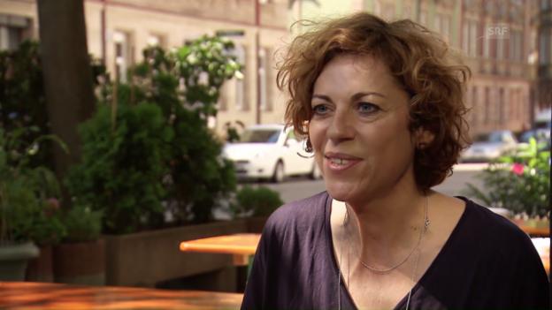 Video «5 Fragen an Sabine Boss» abspielen