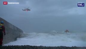Video «Sturm über Grossbritannien» abspielen