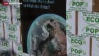 Video «Der Bundesrat sagt Nein zur Ecopop-Initiative» abspielen