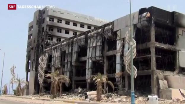 Video «Jemen: Waffenruhe und Friedensgespräche» abspielen