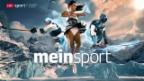 Video «Teil 4: «Mein Sport»: Short Track» abspielen